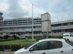 Wheels Down in Lagos, Nigeria